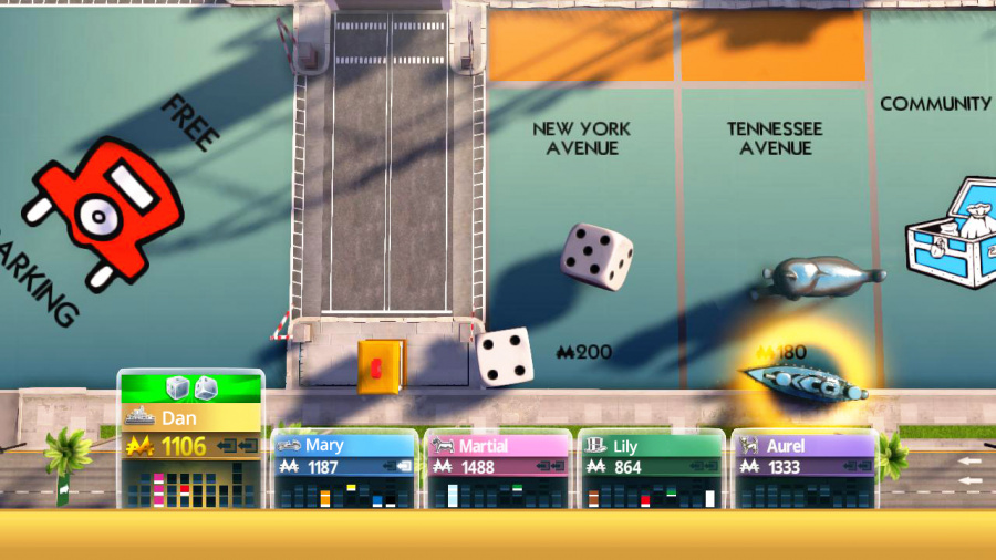 Monopoly for Nintendo Switch Review - Screenshot 2 of 4