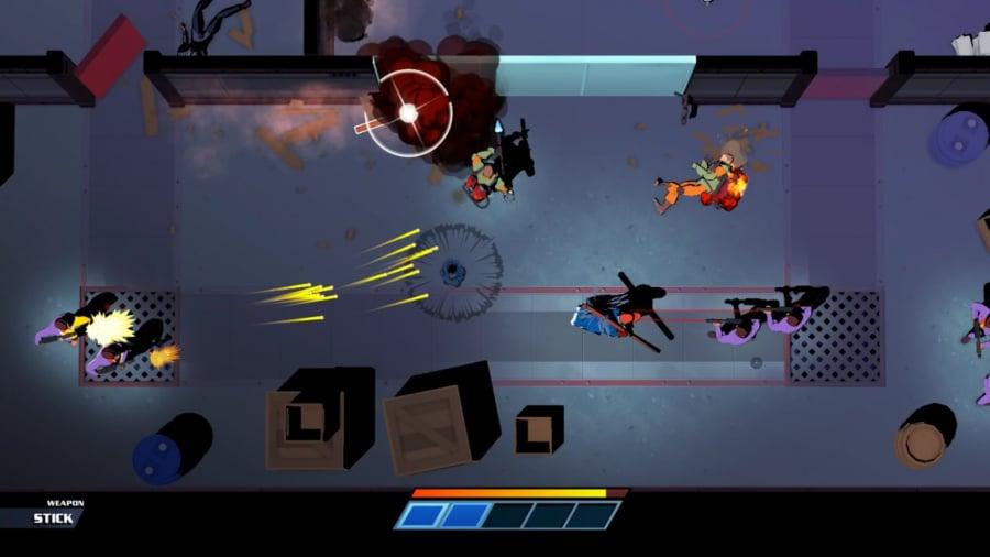 Screenshot Avoid Bullets 2