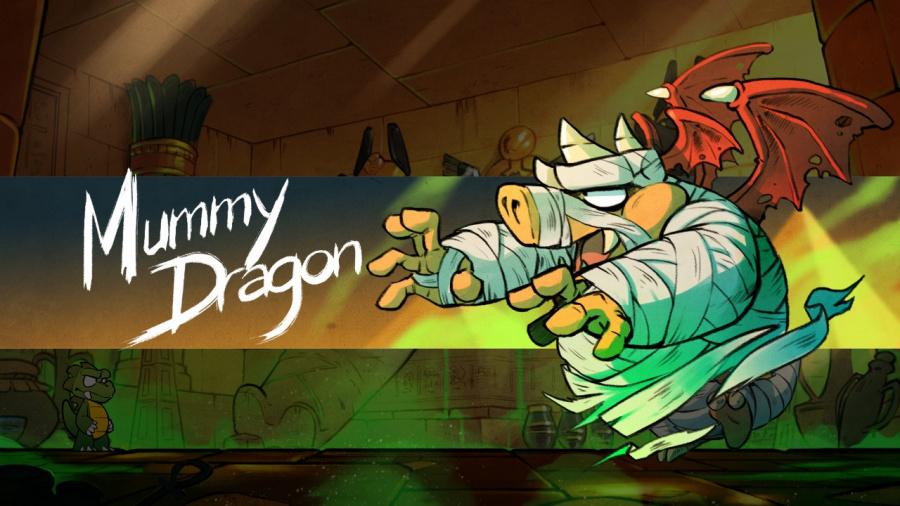 Wonder Boy: The Dragon's Trap Review - Screenshot 5 of 5