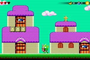 Wonder Boy: The Dragon's Trap Screenshot