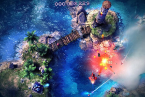 Sky Force Anniversary Screenshot
