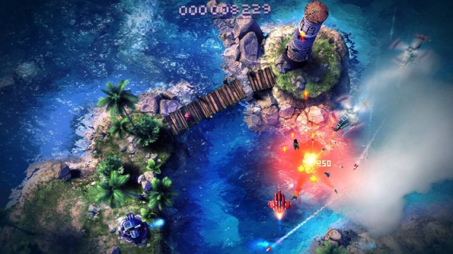 Wii UDS Sky Force Anniversary 01 Mediaplayer Large