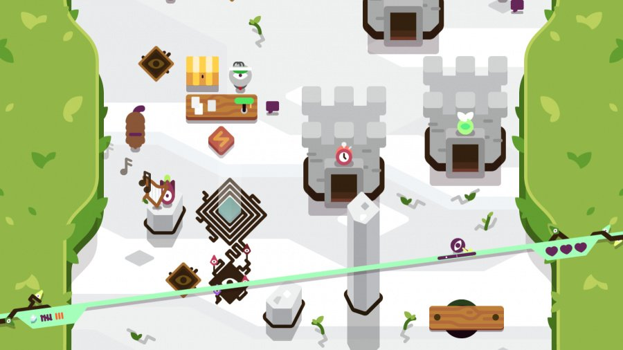 TumbleSeed Review - Screenshot 2 of 5