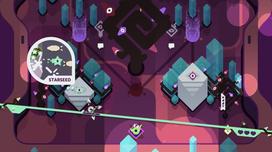 TumbleSeed Review - Screenshot 1 of 4