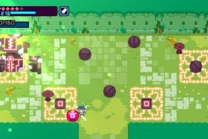 Kamiko Screenshot