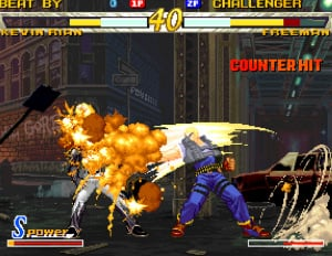 Garou: Mark of the Wolves Review - Screenshot 4 of 4