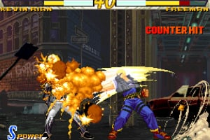 Garou: Mark of the Wolves Screenshot