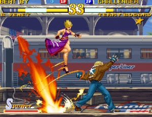 Garou: Mark of the Wolves Review - Screenshot 3 of 4