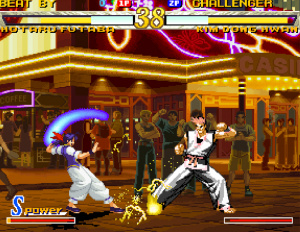 Garou: Mark of the Wolves Review - Screenshot 1 of 4