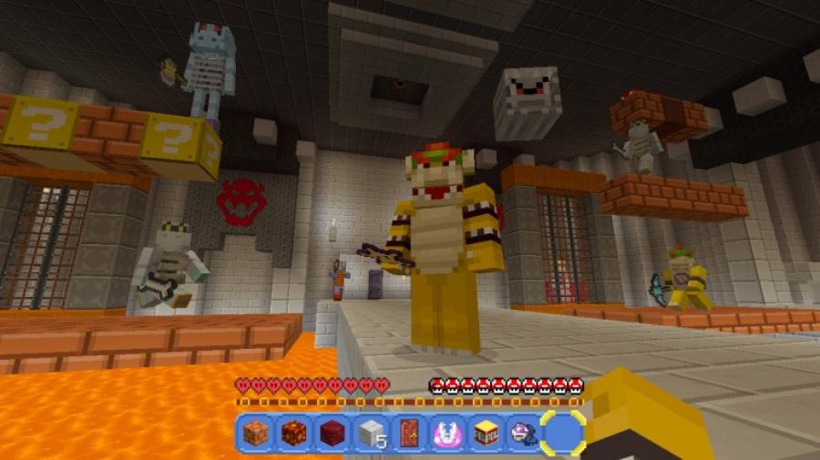 Minecraft: Nintendo Switch Edition Review (Switch eShop