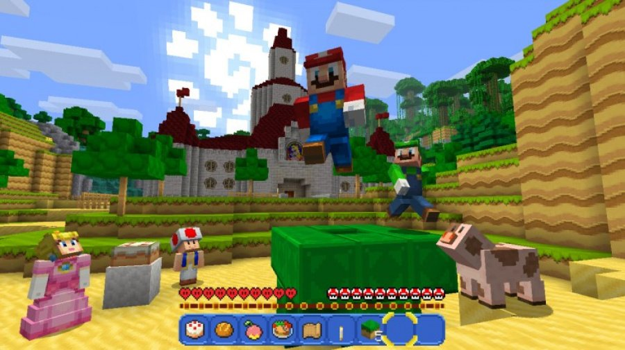 Minecraft: Nintendo Switch Edition Review - Screenshot 4 of 4
