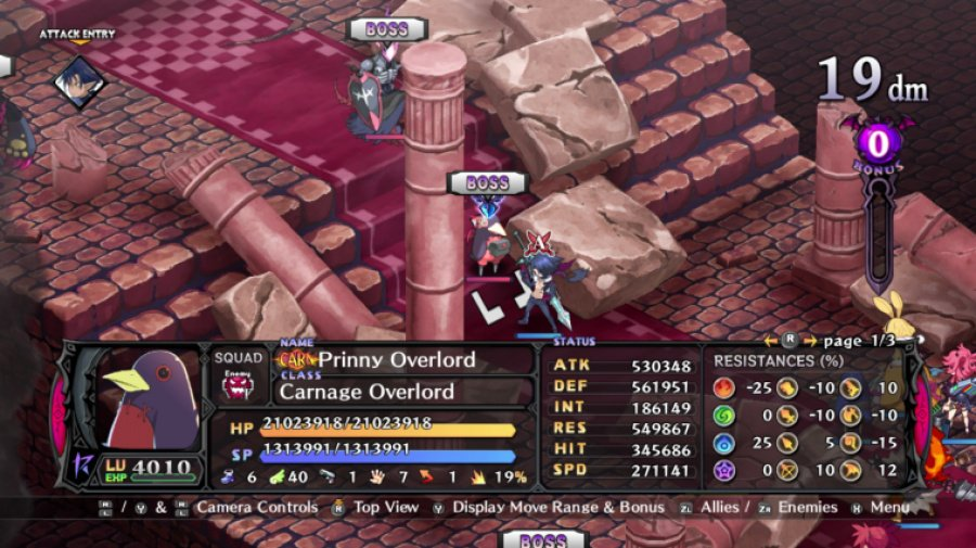 Disgaea 5 Complete Review - Screenshot 5 of 8