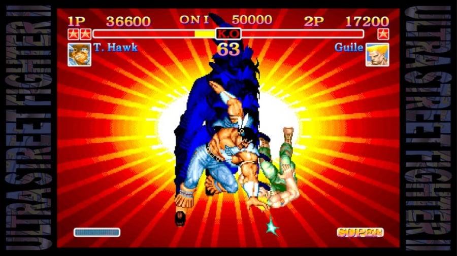Ultra Street Fighter II: The Final Challengers Review - Screenshot 4 of 6