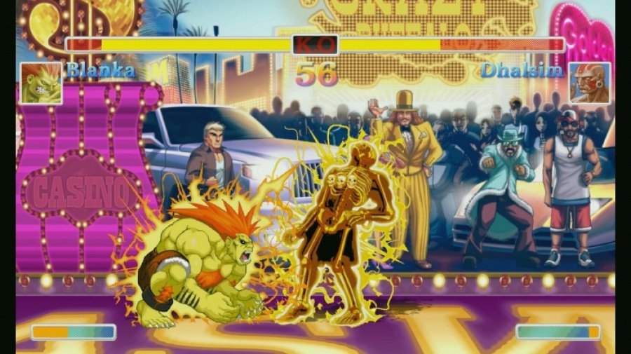 Ultra Street Fighter Ii The Final Challengers Review Switch