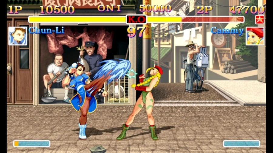 Ultra Street Fighter II: The Final Challengers Review - Screenshot 1 of 6