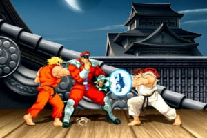 Ultra Street Fighter II: The Final Challengers Screenshot