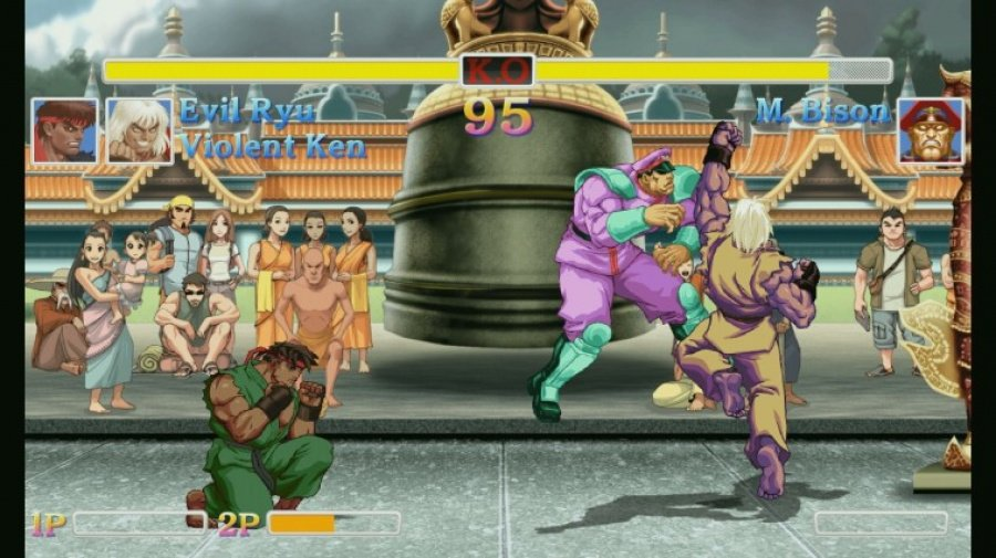 Ultra Street Fighter II: The Final Challengers Review - Screenshot 3 of 6