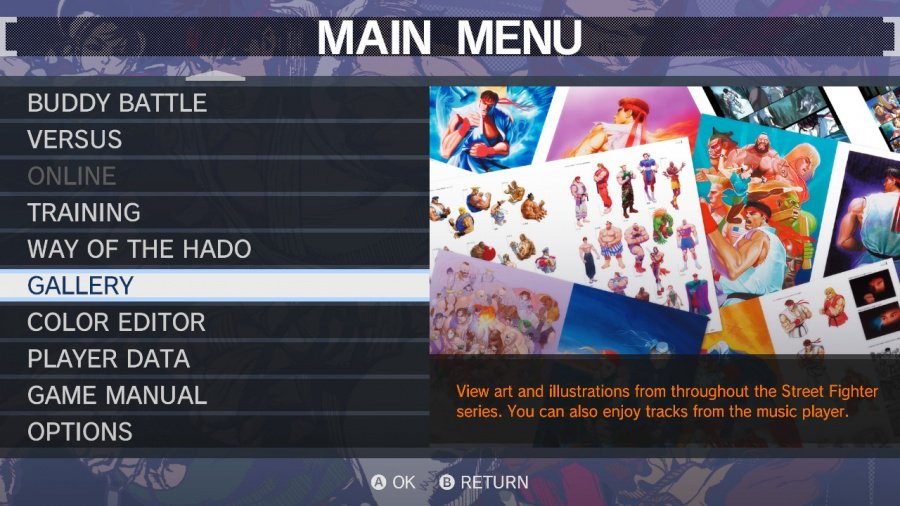 Ultra Street Fighter II: The Final Challengers Review - Screenshot 1 of 6