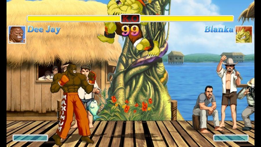 Ultra Street Fighter II: The Final Challengers Review - Screenshot 2 of 6