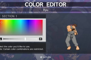 Ultra Street Fighter II: The Final Challengers Screenshot