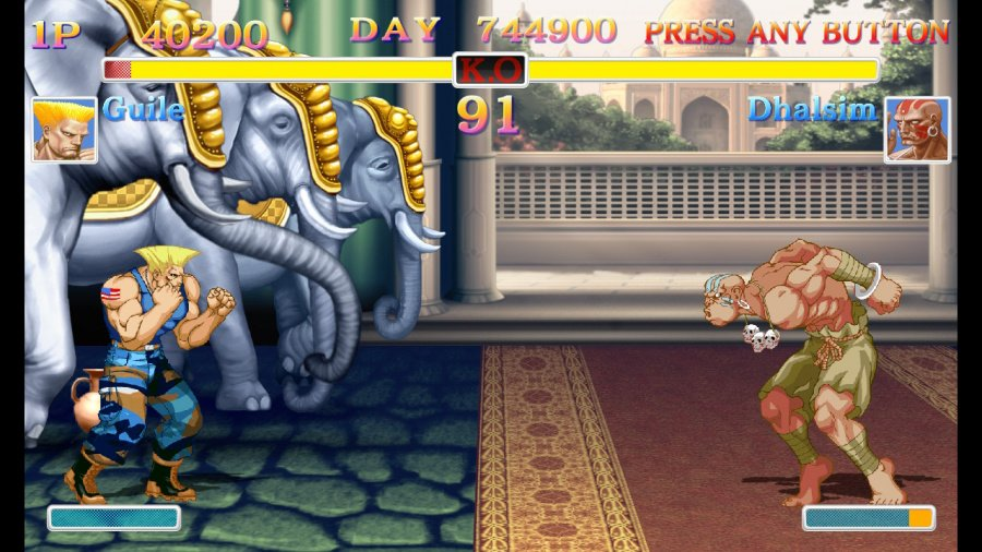 Ultra Street Fighter II: The Final Challengers Review - Screenshot 6 of 6