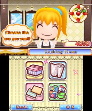 Cooking Mama: Sweet Shop Review - Screenshot 1 of 8