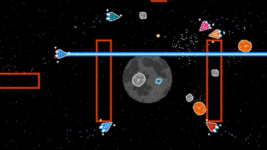 Astro Duel Deluxe Review - Screenshot 3 of 3