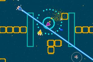 Astro Duel Deluxe Screenshot