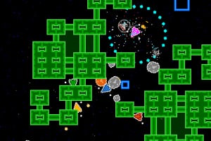 Astro Duel Deluxe Screenshot