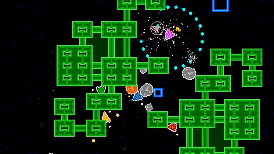 Astro Duel Deluxe Review - Screenshot 2 of 3