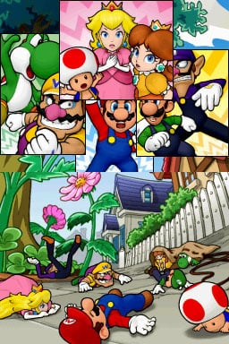 Mario Party Ds Ds Screenshots