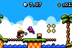 Kid Tripp Screenshot