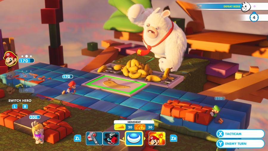 Mario + Rabbids Kingdom Battle Review - Screenshot 7 of 9