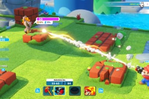 Mario + Rabbids Kingdom Battle Screenshot