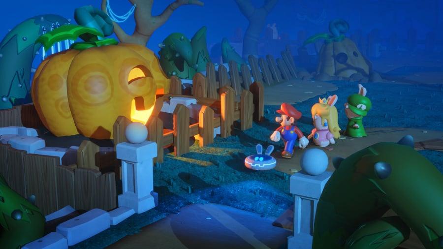 Mario + Rabbids Kingdom Battle Review - Screenshot 8 of 9