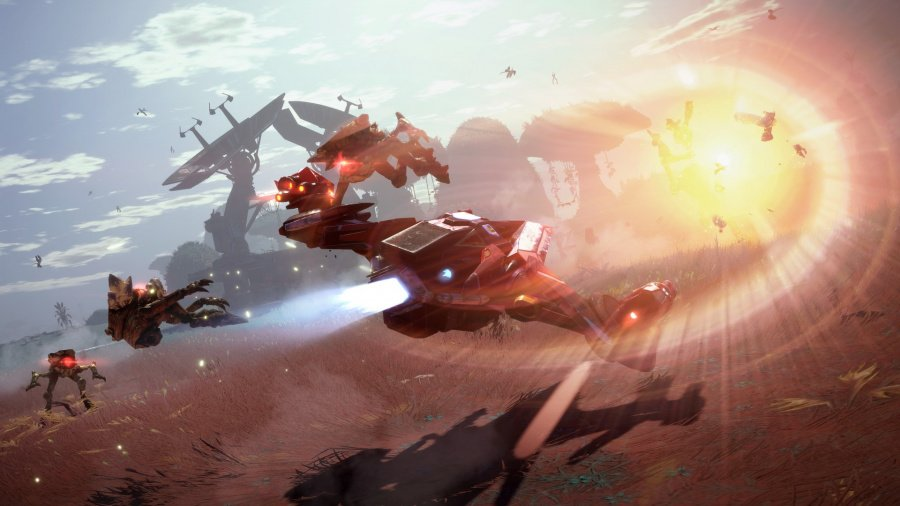 Starlink: Battle for Atlas Review - Screenshot 1 of 9