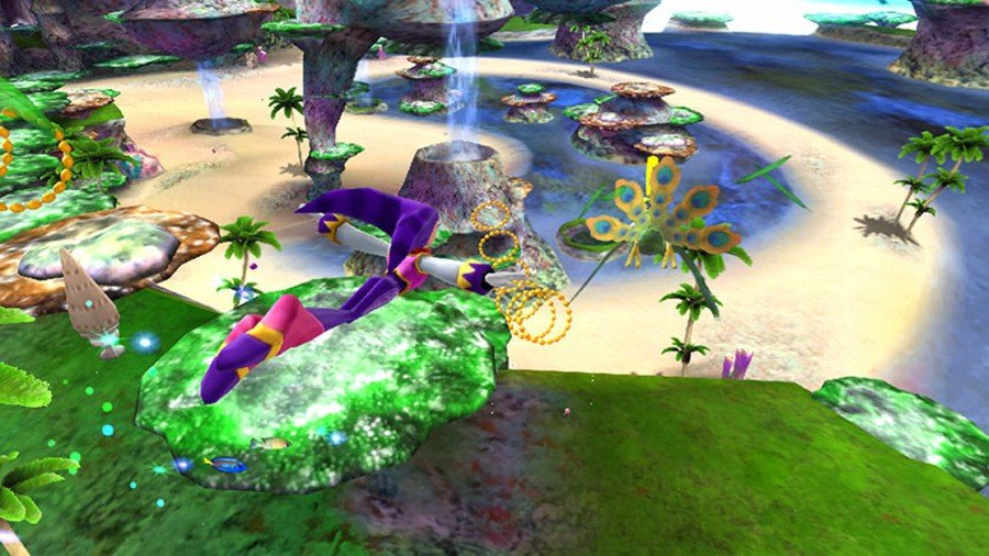 NiGHTS: Journey of Dreams Screenshot