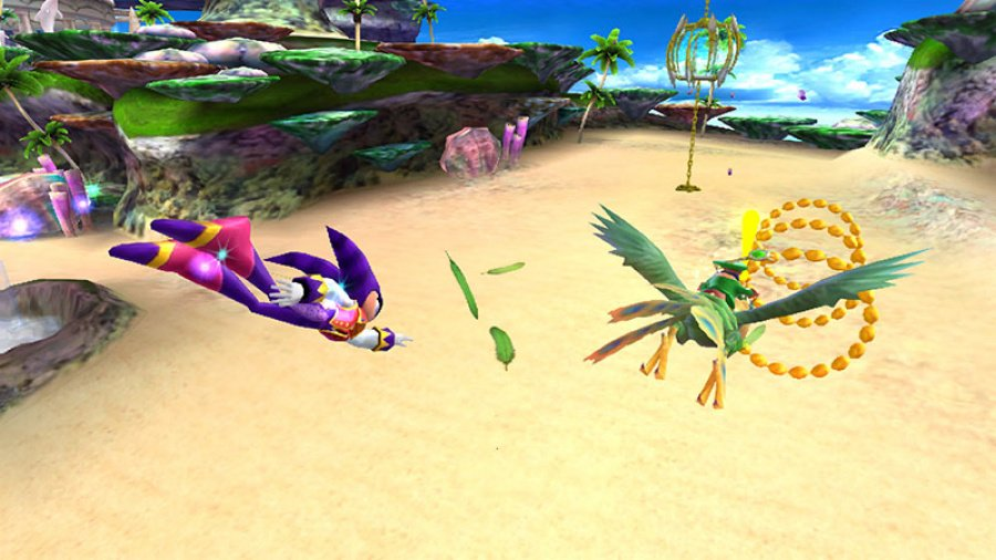 NiGHTS: Journey of Dreams Review - Screenshot 1 of 6