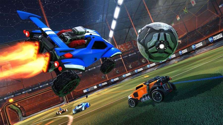 Rocket League Review - Screenshot 1 of 6