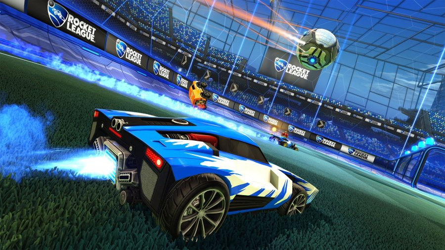 Rocket League Review - Screenshot 4 of 6
