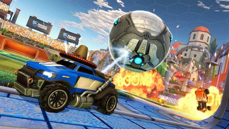 Rocket League Review - Screenshot 1 of 5
