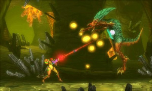 Metroid: Samus Returns Review - Screenshot 7 of 10