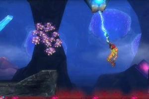 Metroid: Samus Returns Screenshot