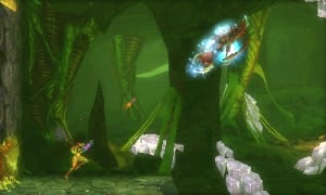 Metroid: Samus Returns Review - Screenshot 1 of 10