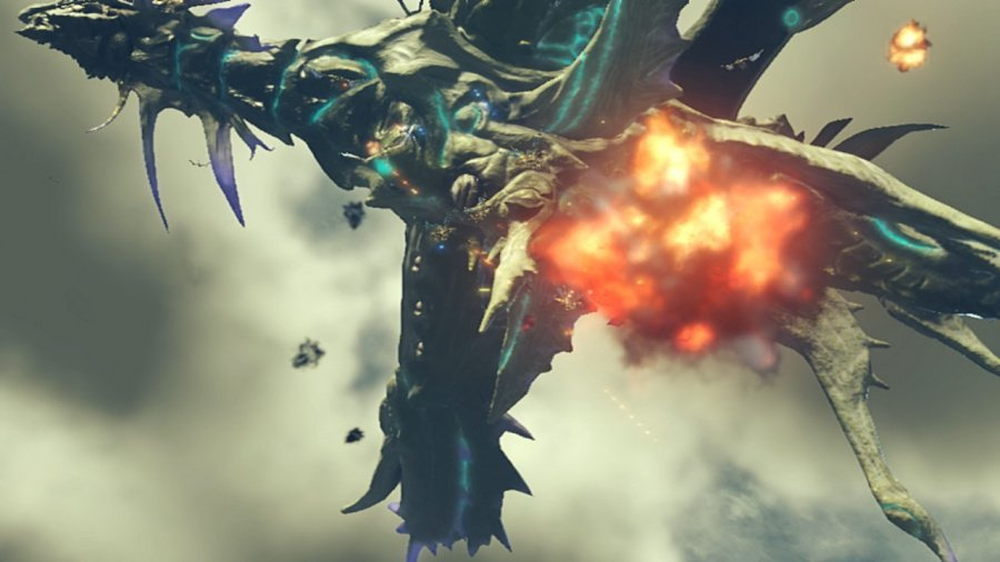 Xenoblade Chronicles 2 Review - Screenshot 1 of 9