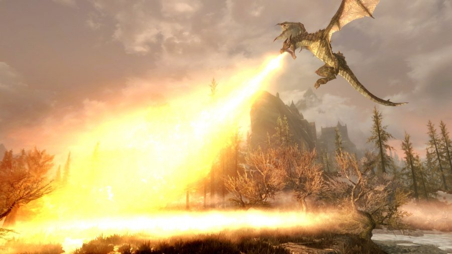 The Elder Scrolls V: Skyrim Review - Screenshot 5 of 6
