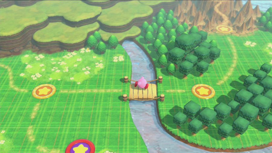 Kirby Star Allies Review - Screenshot 1 of 6