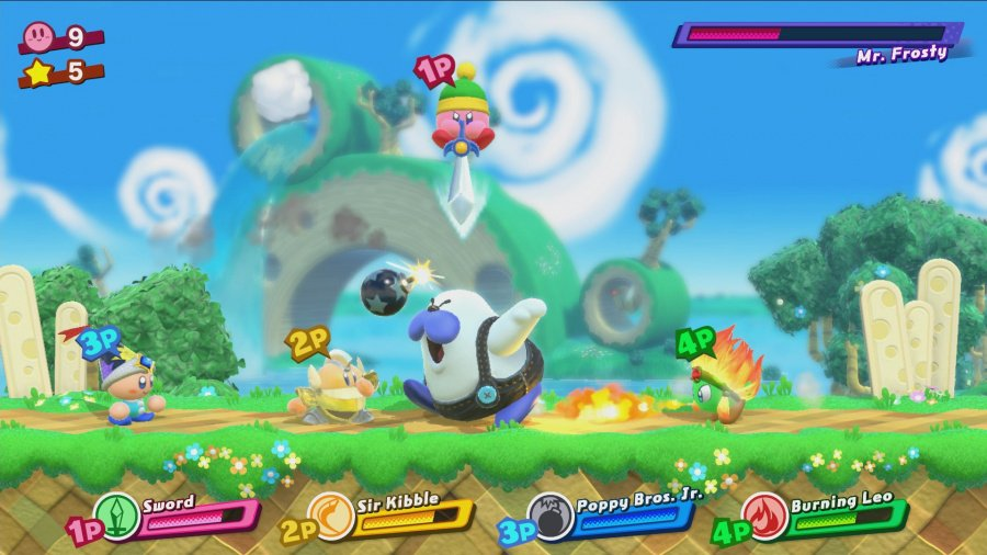Kirby Star Allies Review - Screenshot 3 of 6