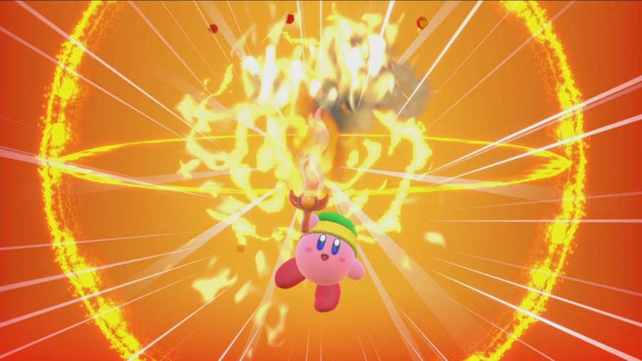 Kirby Star Allies Review - Screenshot 2 of 6