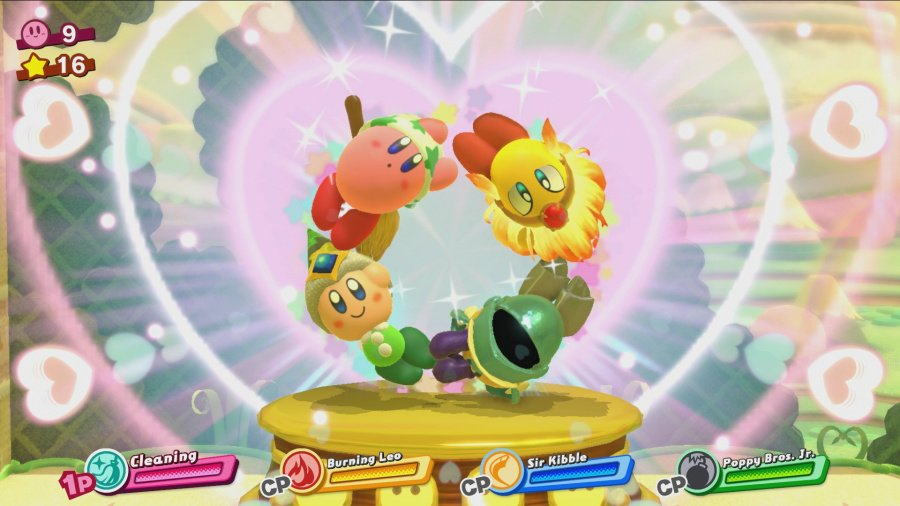 Kirby Star Allies Review - Screenshot 4 of 6